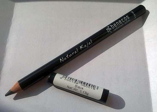 benecos Natural Kajal, Farbe: Black