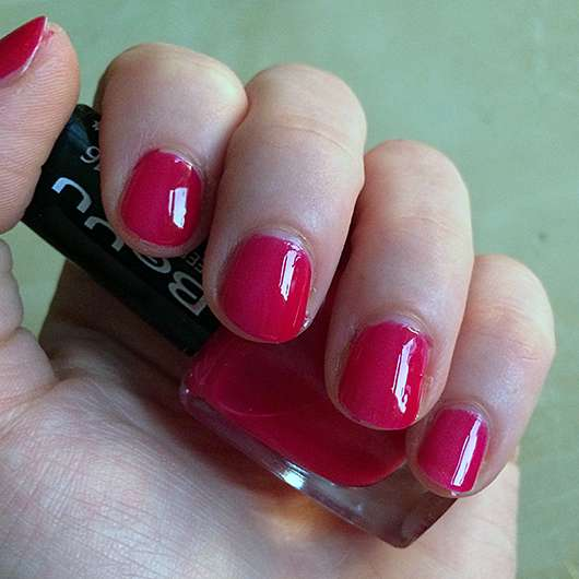 BeYu Sheer Scented Nail Lacquer, Farbe: 116 Pomegranate Juice (LE)