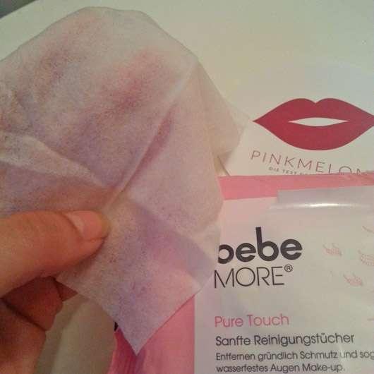 bebe MORE Pure Touch Sanfte Reinigungstücher