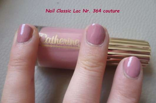 CATHERINE Classic Lac, Farbe: 364 couture (LE)