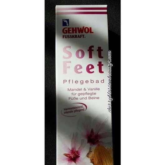 GEHWOL FUSSKRAFT Soft Feet Pflegebad