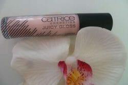 Produktbild zu Catrice Juicy Gloss – Farbe: C01 Strike A Rose (LE)