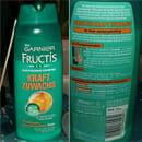 Garnier Fructis Kräftigendes Shampoo Kraft Zuwachs