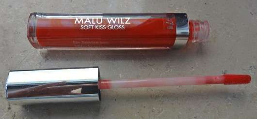 Malu Wilz Soft Kiss Gloss, Farbe: 20 Coral Kiss