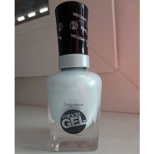 <strong>Sally Hansen</strong> Miracle Gel Color & Top Coat – Farbe: 420 Tea Party