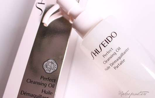 <strong>Shiseido</strong> Perfect Cleansing Oil