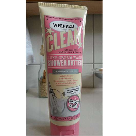 <strong>Soap & Glory</strong> Whipped Clean Shower Butter