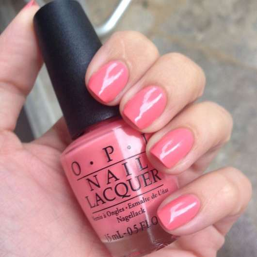 <strong>OPI</strong> Nail Lacquer - Farbe: Sorry I'm Fizzy Today (LE)