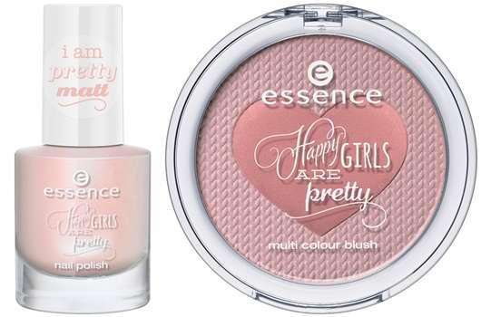 "essence trend edition ""happy girls are pretty"""
