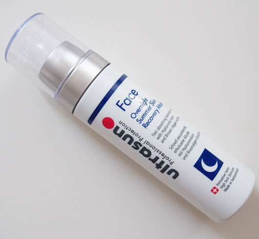 Ultrasun Overnight Summer Skin Recovery Mask