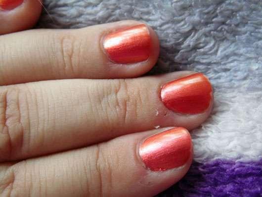 """uma cosmetics nail polish - Farbe 04 Exotic Bronze - """"WHY NOT, WILD HOT!""""-LE"""
