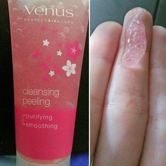<strong>Venus Perfect Girl Care</strong> Cleansing Peeling