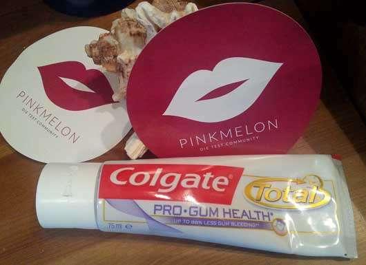 <strong>Colgate Total</strong> Pro Zahnfleisch Zahncreme