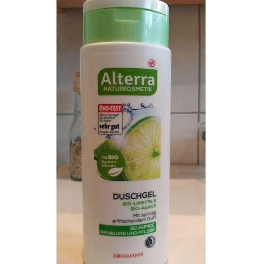 Alterra Duschgel Bio-Limette & Bio-Agave