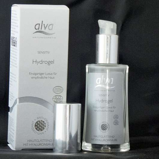 alva Sensitiv Hydrogel