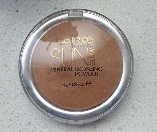 Catrice Sun Glow Mineral Bronzing Powder, Farbe: 010 Golden Light