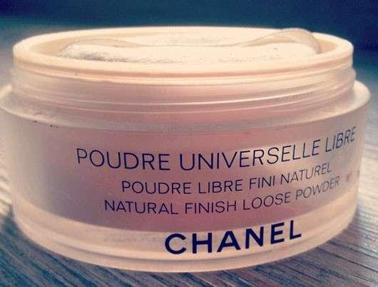 Chanel Natural Finish Loose Powder, Farbe: 20 Clair