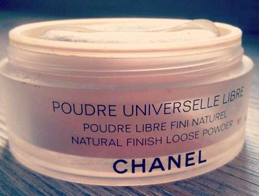 <strong>Chanel</strong> Natural Finish Loose Powder - Farbe: 20 Clair