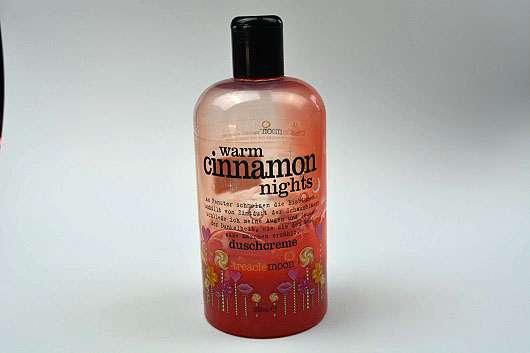 treaclemoon Warm Cinnamon Nights Duschcreme (LE)