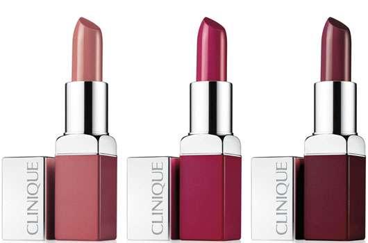 Clinique Pop Lip Colour + Primer – neue Farben für Herbst/Winter 2015