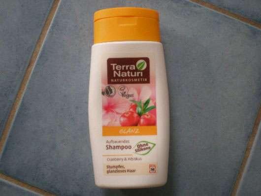 Terra Naturi Glanz Aufbauendes Shampoo