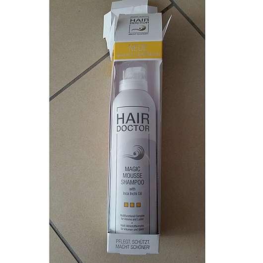 Hair Doctor Magic Mousse Shampoo