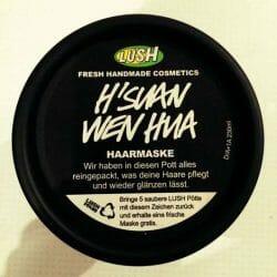 Produktbild zu LUSH H'Suan Wen Hua (Haarkur)