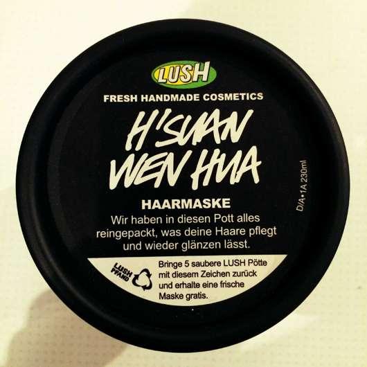 LUSH H'Suan Wen Hua (Haarkur)