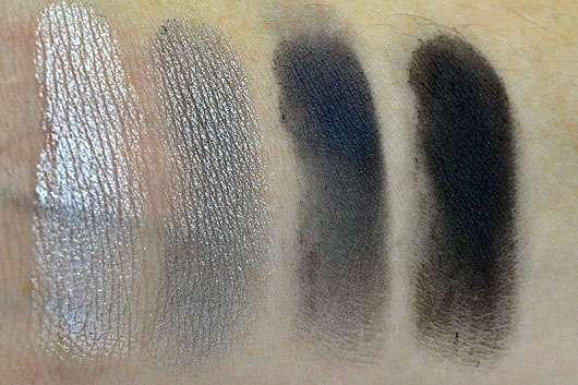 IsaDora Eye Shadow Quartet, Farbe: 04 Moon Rock (LE)