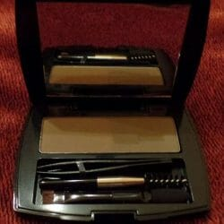 Produktbild zu IsaDora Perfect Brow Kit Duo Compact Powder – Farbe: 16 Brown Duo (LE)