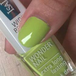 Produktbild zu IsaDora Wonder Nail Nagellack – Farbe: 506 Limonade (LE)