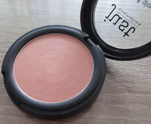 just cosmetics cheek & glow blusher, Farbe: 010 melon
