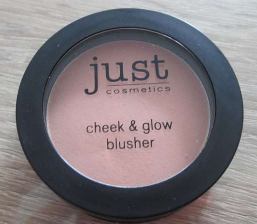 just cosmetics cheek & glow blusher, Farbe: 010 melon
