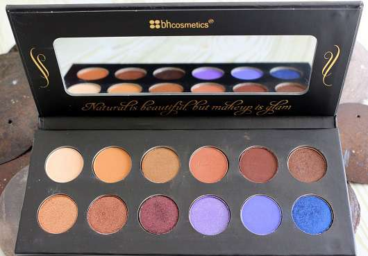 <strong>bh cosmetics</strong> It's Judy Time Eyeshadow Palette (LE)