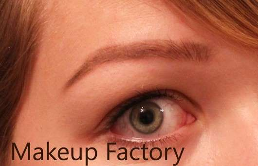 Make up Factory Ultrastay Brow Cream, Farbe: 03 Dark Brown (LE)