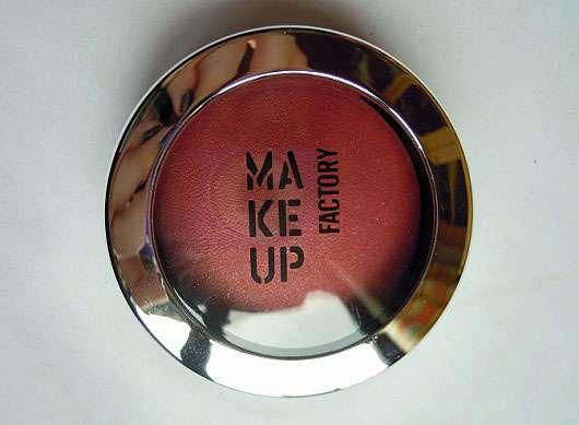 Make up Factory Eye Shadow, Farbe: 27B Daring Red (LE)
