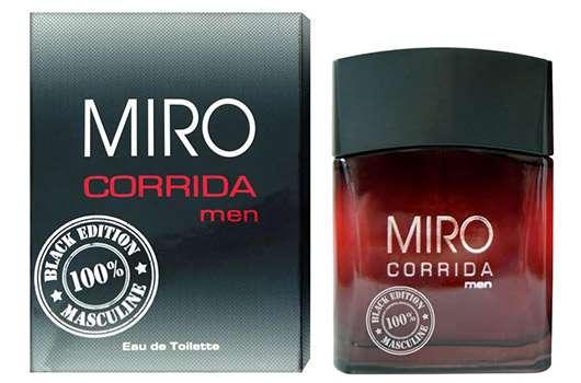 "MIRO CORRIDA men ""Black Edition"""