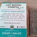 "Chagrin Valley Soap & Salve Shampoo Bar ""Café Moreno"""