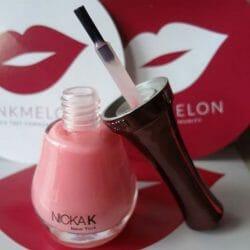 Produktbild zu NICKA K NEW YORK Nail Color – Farbe: NY107 Rosy Pink