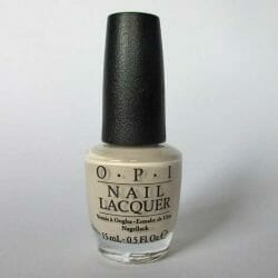 Produktbild zu OPI Nail Lacquer – Farbe: Be There In A Prosecco (LE)