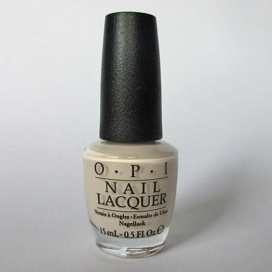 <strong>OPI</strong> Nail Lacquer - Farbe: Be There In A Prosecco (LE)