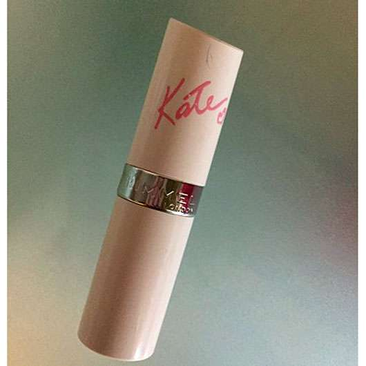 Rimmel London Kate Moss Lasting Finish Nude Collection Lipstick, Farbe: 01 clear