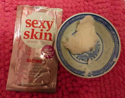 """Sexy Skin Körperpeeling """"Dating"""""""