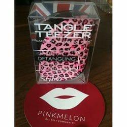 Produktbild zu Tangle Teezer Compact Styler Pink Kitty