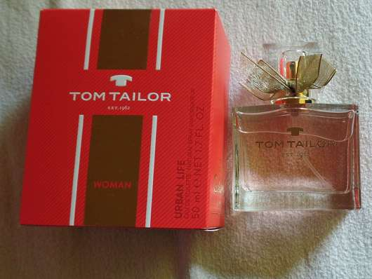 Tom Tailor Urban Life Woman Eau de Toilette