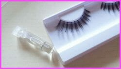 "Produktbild zu uma cosmetics ""Why not, wild hot!"" Lashes (LE)"