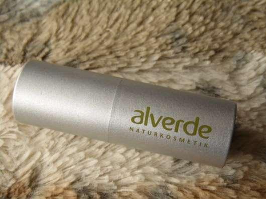 alverde Color & Care Lippenstift, Farbe: 63 Fuchsia