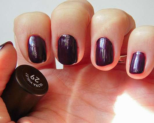 KORRES Myrrh & Oligoelements Nail Colour, Farbe: 29 Ultra Violet