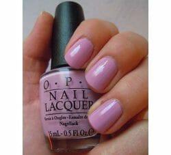 Produktbild zu OPI Nail Lacquer – Farbe: Purple Palazzo Pants (LE)