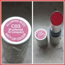 Produktbild zu Catrice Matt Lip Colour – Farbe: C03 M-attempt To Conquest (LE)